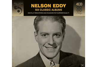 Nelson Eddy - 6 Classic Albums - (CD)