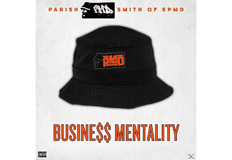 Parish - Business Mentality - (CD)