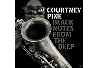 Courtney Pine - Black Notes From The Deep - (Vinyl)