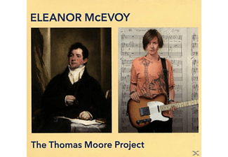 Eleanor Mcevoy - The Thomas Moore Project - (CD)
