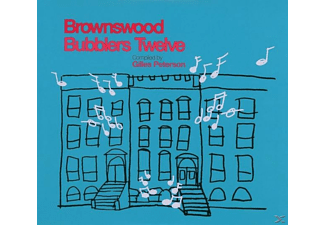 Gilles Peterson - Brownswood Bubblers Twelve - (CD)