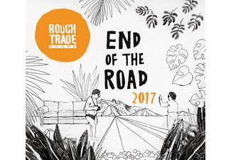 VARIOUS - Rough Trade Shops: End Of The Road 2017 - (CD)