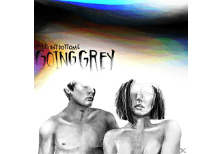 The Front Bottoms - Going Grey - (CD)