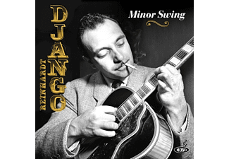 Django Reinhardt - Minor Swing - (Vinyl)