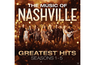 VARIOUS - The Music Of Nashville: Greatest Hits Seasons 1-5 - (CD)