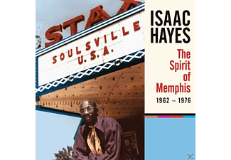 "Isaac Hayes - The Spirit Of Memphis ('62-'76) (Ltd.Edt.4CD+7"") - (CD)"