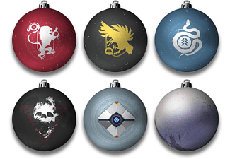 Destiny 2 - Christbaumkugeln (6er-Pack)