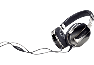 ULTRASONE Edition M Plus, Over-ear Kopfhörer, Schwarz