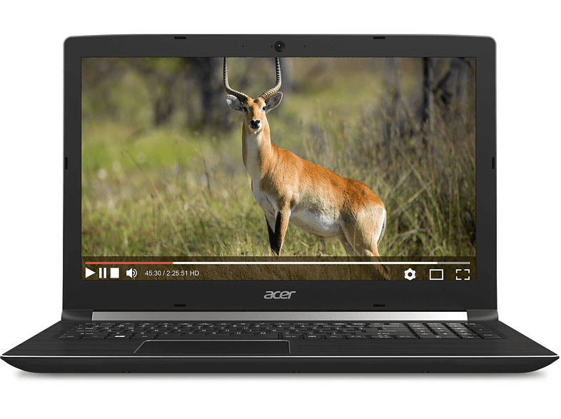 "ACER Aspire A515-51G szürke notebook NX.GPDEU.014 (15.6""/Core i5/4GB/500GB HDD/GT940MX 2GB VGA/Endless)"