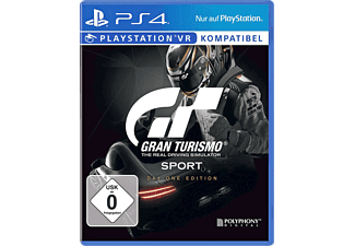 Gran Turismo Sport Day 1 Edition - PlayStation 4