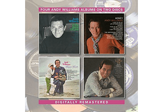 Andy Williams - In The Arms Of Love/Honey/Happy Heart/Get Together - (CD)
