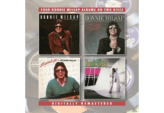 Ronnie Milsap - Out Where The Bright Lights/There's No Getting Ove - (CD)