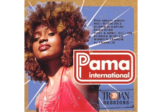 Pama International - The Trojan Sessions - (CD)