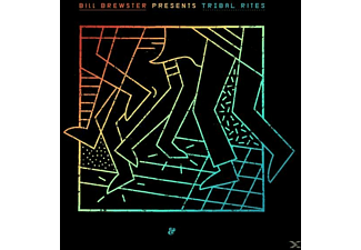 Bill Brewster - Tribal Rites-Part 1 (2LP) - (Vinyl)