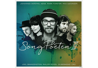 VARIOUS - Songpoeten III - (CD)
