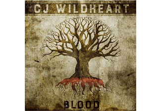 Cj Wildheart - Blood - (Vinyl)