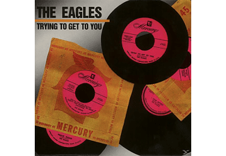 Eagles - Trying To Get To You - (Vinyl)
