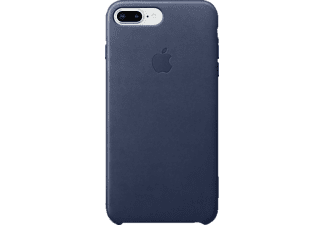APPLE Leder Case iPhone 8 Plus/iPhone 7 Plus Handyhülle, Mitternachtsblau