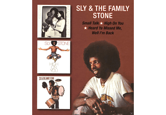 Sly & the Family Stone - Small Talk/High On You/Heard Ya Missed Me - (CD)