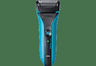 BRAUN Series 5 WaterFlex WF2s Rasierer Blau/Schwarz (3-fach Schersystem)