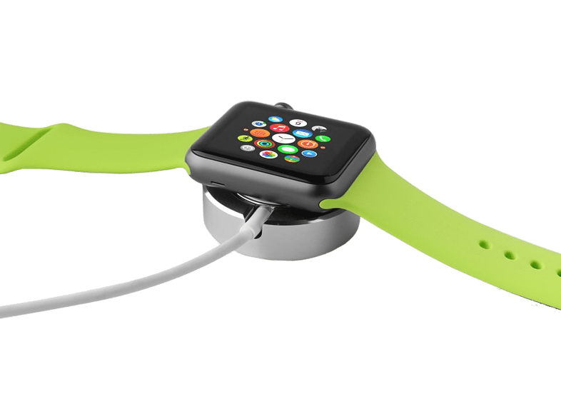 PURO Mini Desk Holder Apple Watch Silver smartphones   smartliving αξεσουάρ κινητών