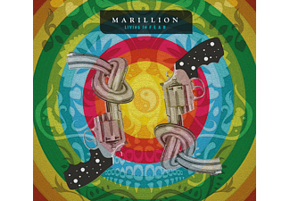 Marillion - Living in FEAR (Limited Edition) (Maxi CD)