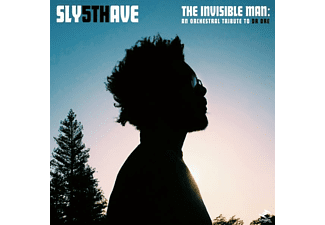 Sly5thave - Invisible Man: An Orchestral Tribute To Dr.Dre - (LP + Download)