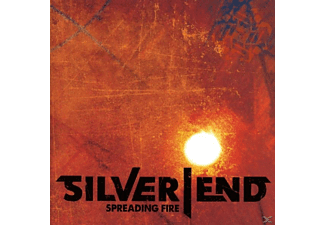 Silver End - Addicted - (CD)