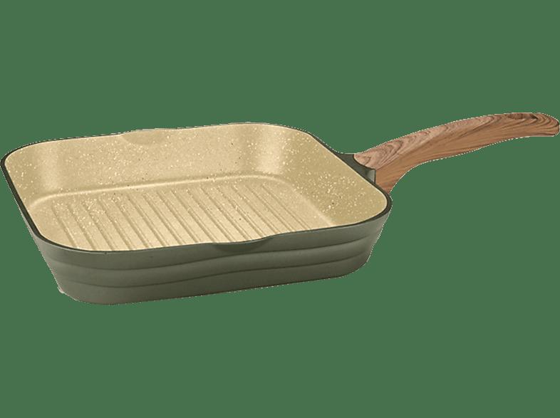 IZZY Γκριλιέρα 28 χ 28 Elea είδη σπιτιού   μικροσυσκευές για το μαγείρεμα τηγάνια