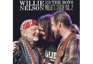 Willie Nelson And The Boys - Willie's Stash Vol. 2 [CD]