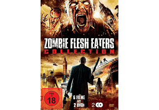 Zombie Flesh Eaters Collection - (DVD)