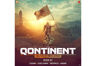 VARIOUS - THE QONTINENT 2017 [CD]
