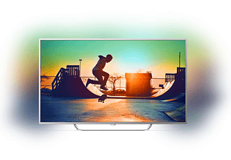 PHILIPS 65 PUS 6412 UHD Android Smart Ambilight LED televízió