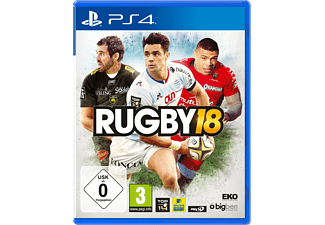 Rugby 18 - PlayStation 4