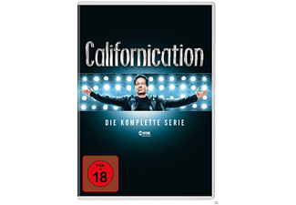Californication - die komplette Serie - (DVD)