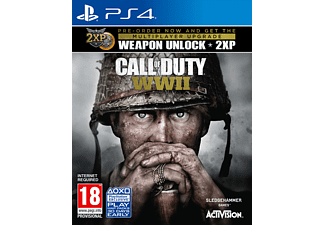 ACTIVISION Call Of Duty WW II PS4