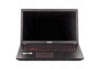 ASUS Gaming FX753VE-GC155T Intel Core i7-7700HQ /16GB/256GB SSD + 1TB HDD/GeForce GTX 1050 Ti 4GB/Full HD
