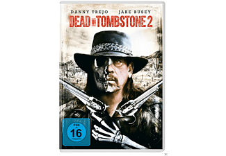 DEAD IN TOMBSTONE 2 - (DVD)