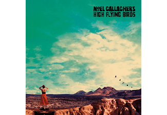 Noel Gallagher's High Flying Birds - Who Built The Moon?-Deluxe - (CD)