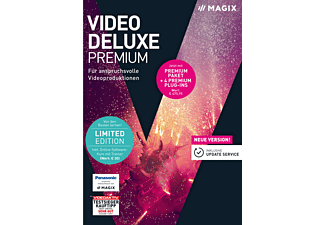 Magix Video Deluxe Premium (Limited Edition) 2018