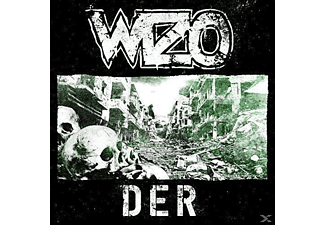 Wizo - DER (Limited-Dark Green Coloured Vinyl) - (Vinyl)