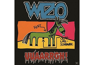 Wizo - UUAARRGH! (Limited-Mint Coloured Vinyl) - (Vinyl)