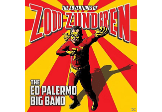 Ed Palermo Big Band - The Adventures Of Zodd Zundgren - (CD)