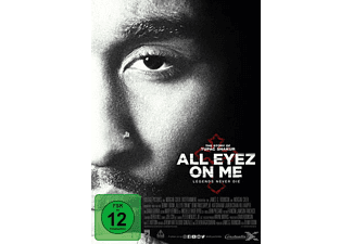 All Eyez on Me - (DVD)