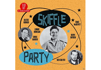 VARIOUS - Skiffle Party [CD]