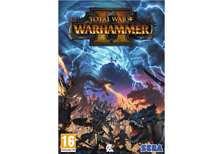 SEGA Total War Warhammer II Limited Edition PC Oyun