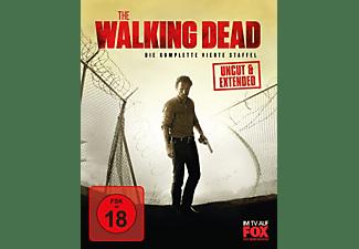 The Walking Dead - Die komplette vierte Staffel - (Blu-ray)