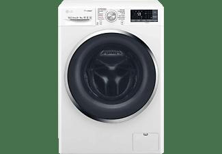 LG F 14WD 96TH2, 9 kg/ 6 kg Waschtrockner, 1400 U/Min., A, Weiß