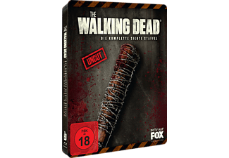 The Walking Dead - Staffel 7 (Steelbook-Edition) [Blu-ray]
