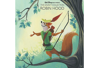 VARIOUS - The Legacy Collection: Robin Hood (Ost) [CD]